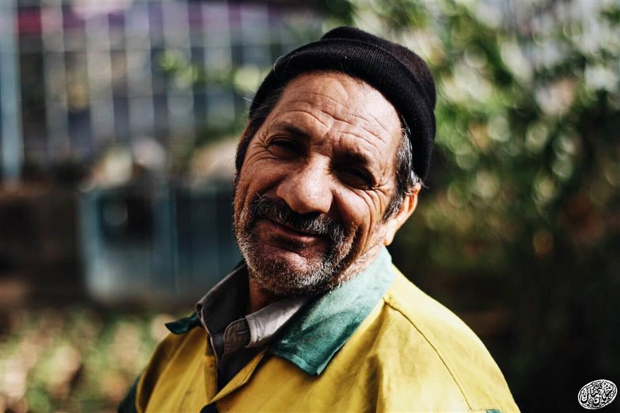 هنر عکاسی لبخند Shayan gn