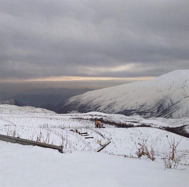 هنر عکاسی زمستان اناهیتا طیوری
