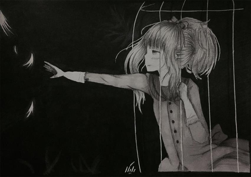 هنر نقاشی و گرافیک نقاشی امید 折原 ミカ