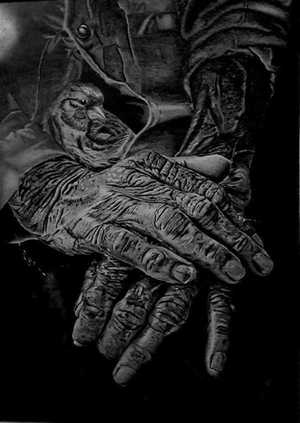 هنر نقاشی و گرافیک نقاشی امید jack martin