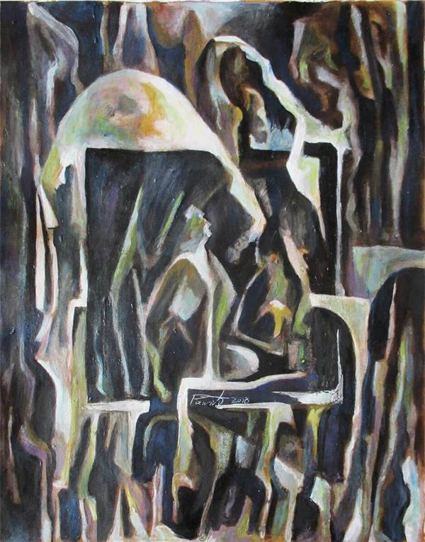 هنر نقاشی و گرافیک نقاشی امید pourya314