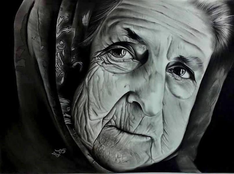 هنر نقاشی و گرافیک نقاشی امید دیاکو