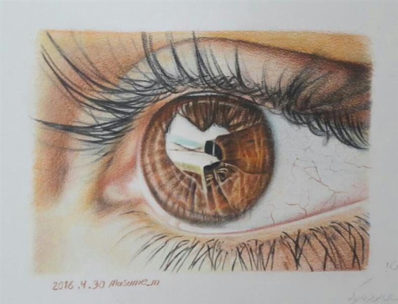 هنر نقاشی و گرافیک نقاشی امید Masum_M