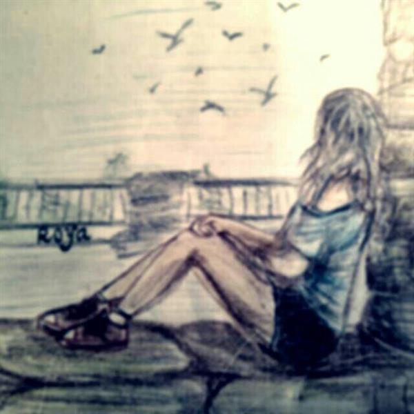 هنر نقاشی و گرافیک نقاشی امید رویا عباسی