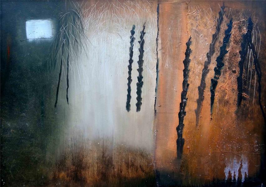هنر نقاشی و گرافیک نقاشی امید Mehdi Jozari