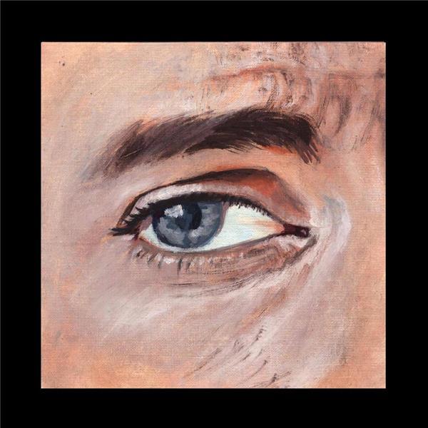 هنر نقاشی و گرافیک نقاشی چشم Mohammad RTst