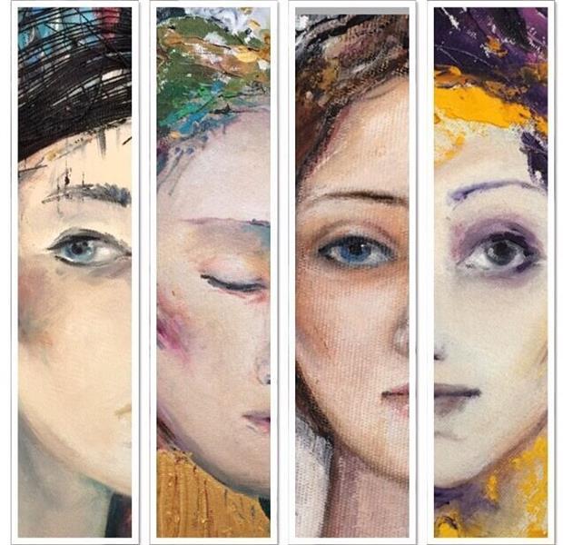 هنر نقاشی و گرافیک نقاشی چشم sherminartist7