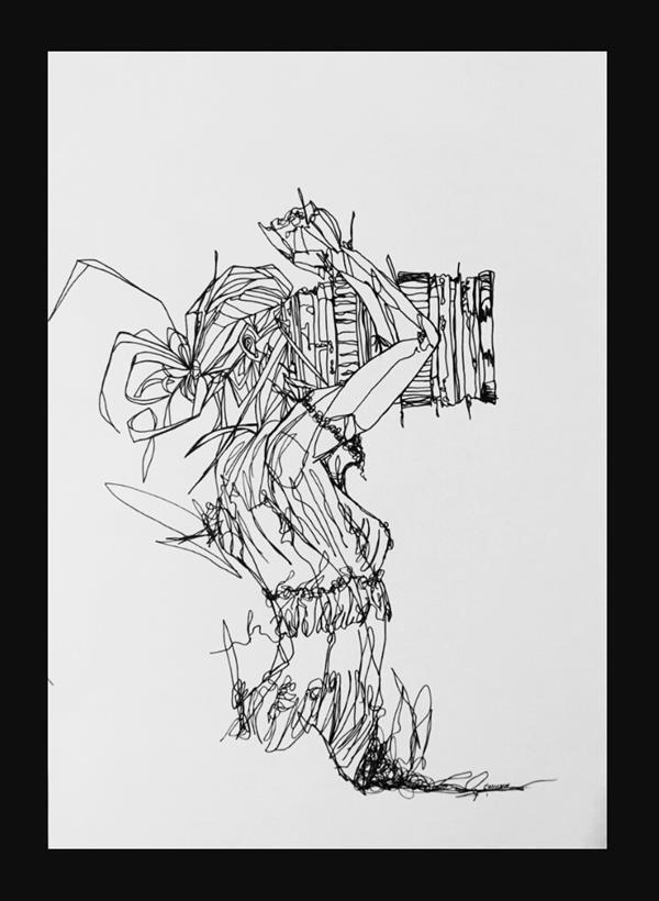 هنر نقاشی و گرافیک نقاشی چشم Naeiricka