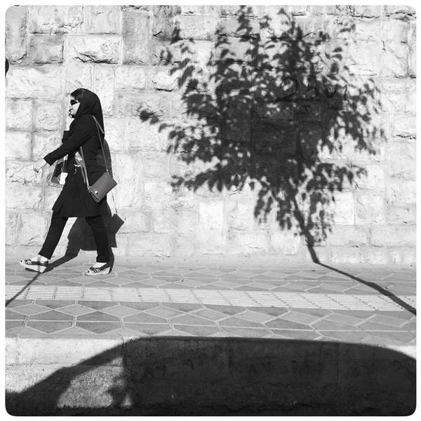 هنر عکاسی سایه ها محمد