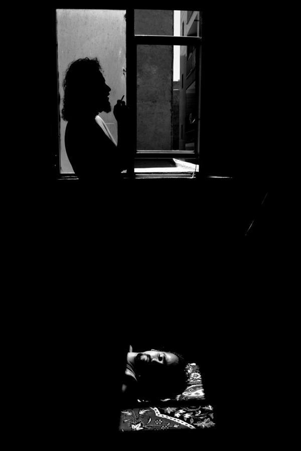 هنر عکاسی سایه ها ایمان محمودی