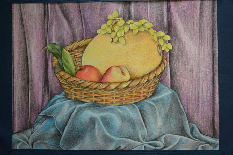 هنر نقاشی و گرافیک نقاشی میوه Masum_M