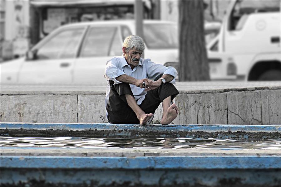 هنر عکاسی تابستان الناز پناهی