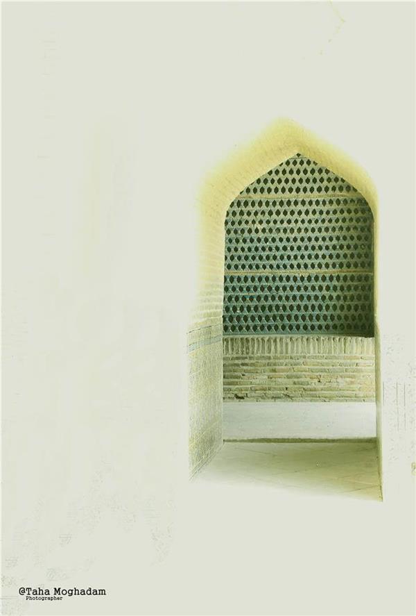 هنر عکاسی بناهای تاریخی Taha-moghadam