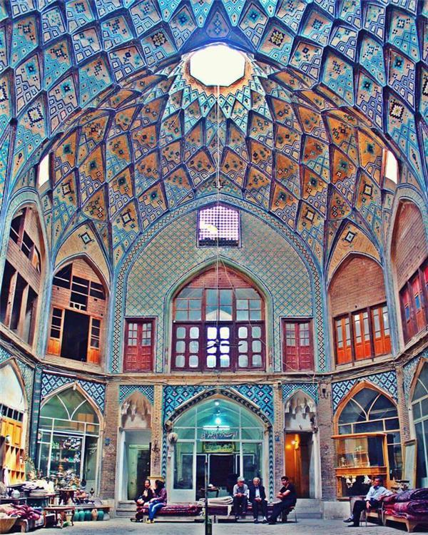 هنر عکاسی بناهای تاریخی شیما مستوری
