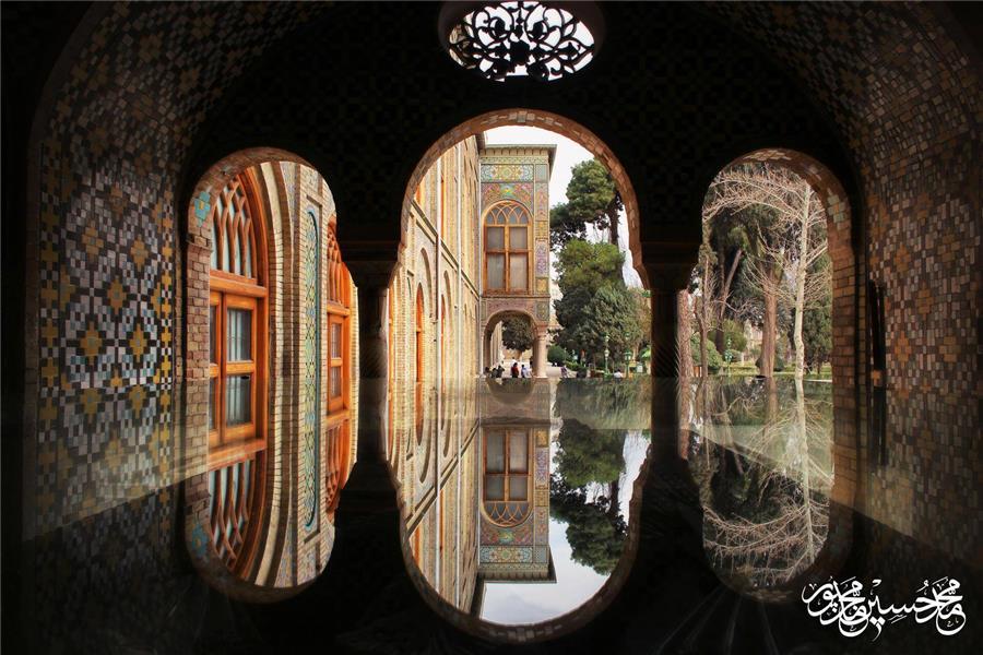 هنر عکاسی بناهای تاریخی Hossein MohammadPour