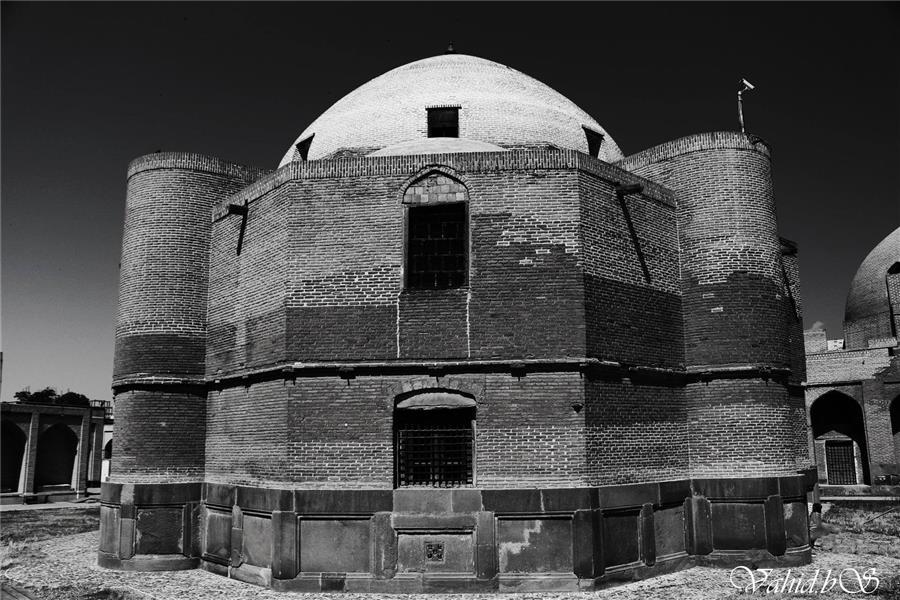 هنر عکاسی بناهای تاریخی Vahid-bS