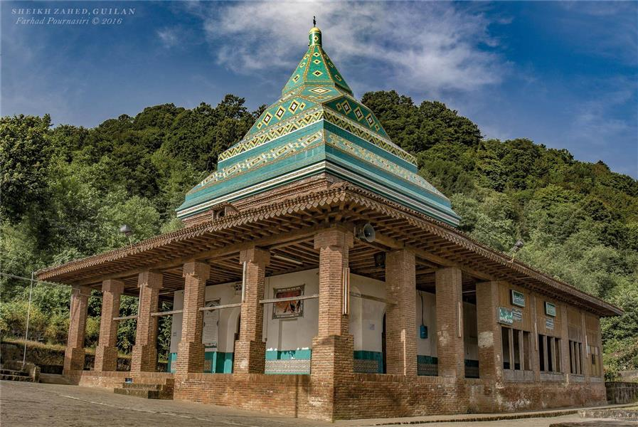 هنر عکاسی بناهای تاریخی Farhad multi art