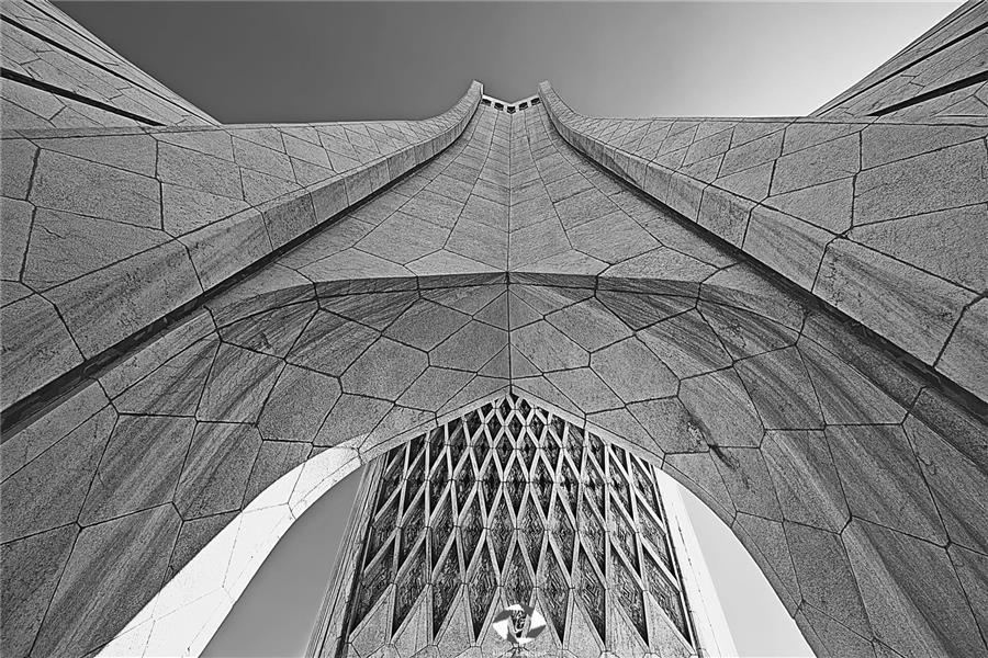 هنر عکاسی بناهای تاریخی علیرضا صحافزاده