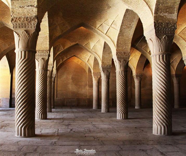 هنر عکاسی بناهای تاریخی ندا