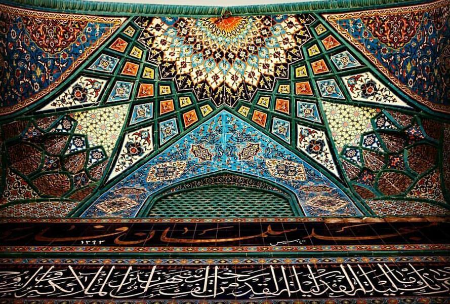 هنر عکاسی بناهای تاریخی Azadeh mohammadpour