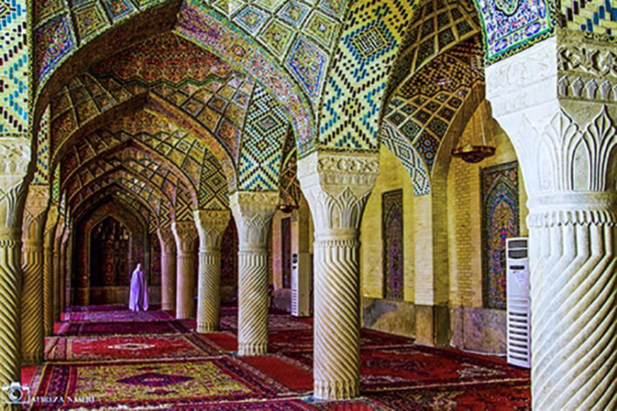 هنر عکاسی بناهای تاریخی علیرضا ناصری