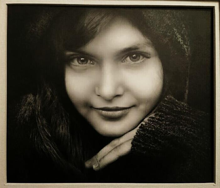 هنر نقاشی و گرافیک نقاشی پرتره (چهره) Hadipakati