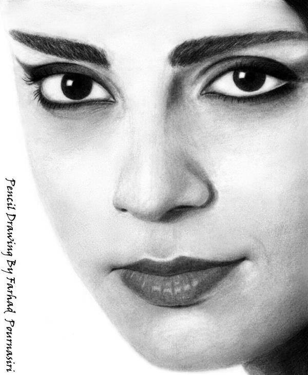 هنر نقاشی و گرافیک نقاشی پرتره (چهره) Farhad multi art