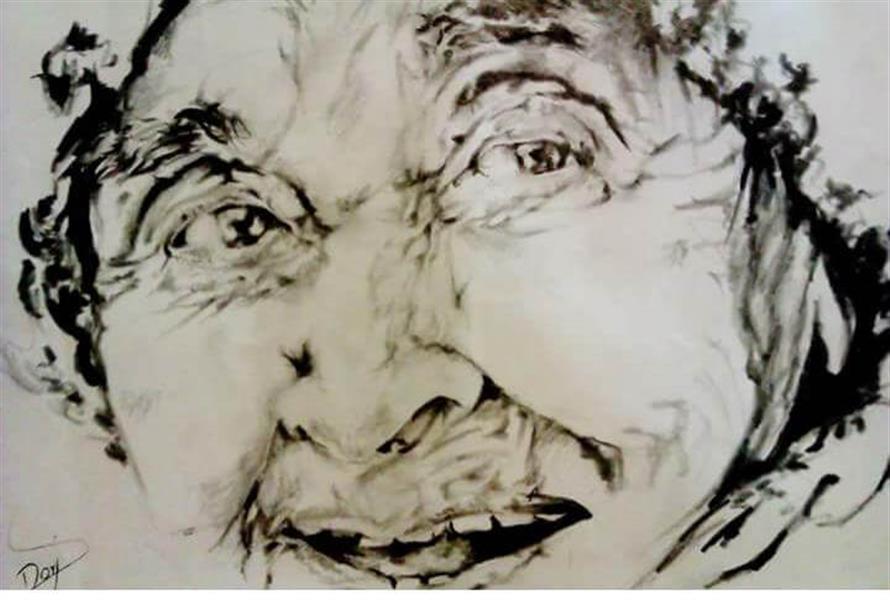 هنر نقاشی و گرافیک نقاشی پرتره (چهره) Dori