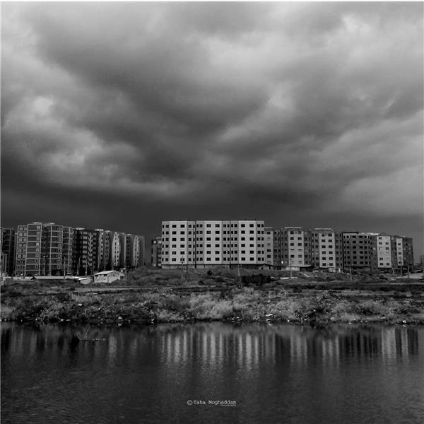 هنر عکاسی آسمان Taha-moghadam