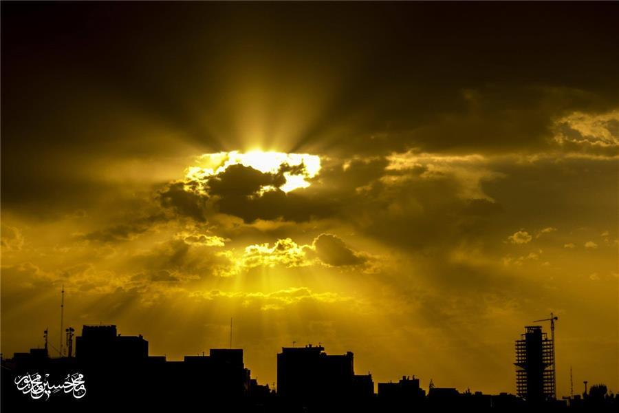 هنر عکاسی آسمان Hossein MohammadPour
