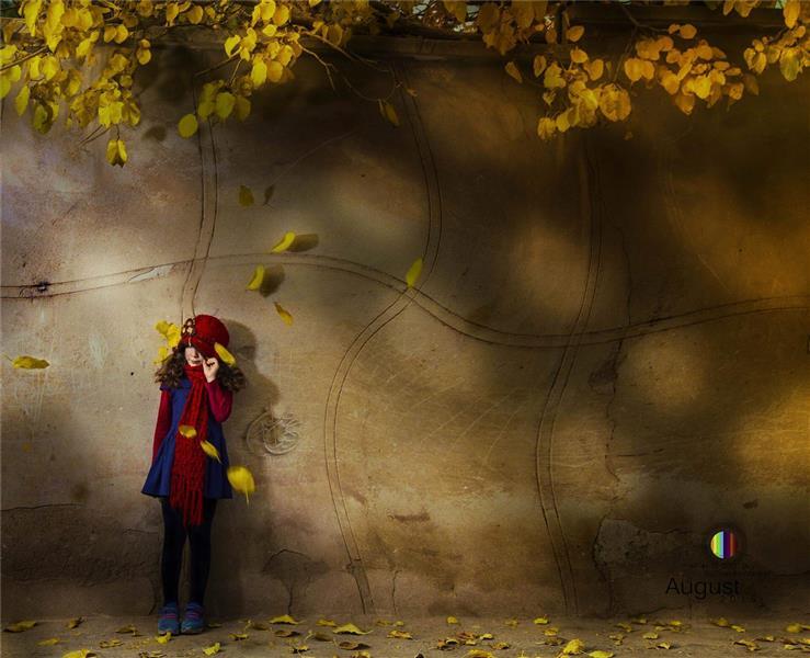 هنر عکاسی پاییز رضوان کیوان یار