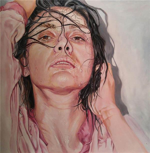 هنر نقاشی و گرافیک نقاشی سه بعدی زهره حسامی