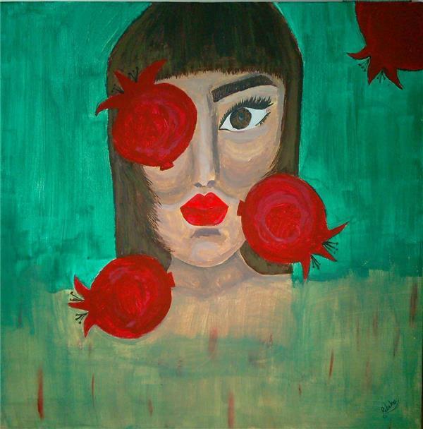 هنر نقاشی و گرافیک نقاشی بیان خویشتن Sami