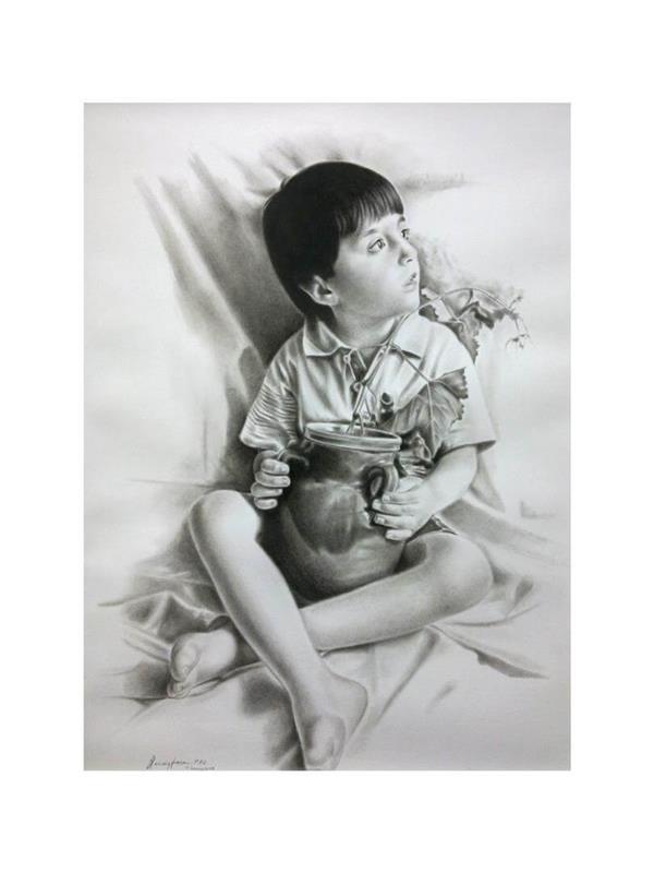 هنر نقاشی و گرافیک نقاشی بیان خویشتن Emra