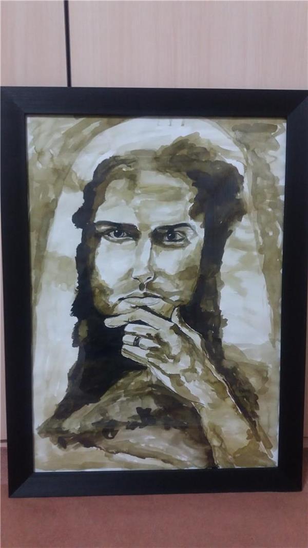 هنر نقاشی و گرافیک نقاشی بیان خویشتن parya