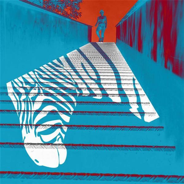 هنر نقاشی و گرافیک نقاشی بیان خویشتن سهراب اسعدی فلسفه گورخری؛ دو قطبی بودن هر چیز ، نه چیزی مطلقا خوب است نه بد مانند گورخر که یا سیاه بوده با خطوط سفید و یا سفید بوده با خطوط سیاه .