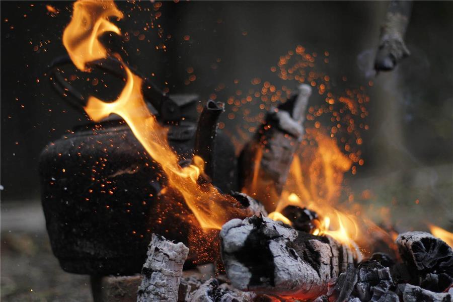 هنر عکاسی دود و آتش Taha-moghadam