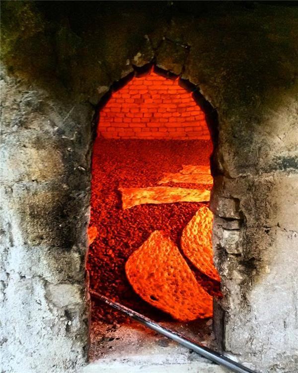 هنر عکاسی دود و آتش بابک آزادبخت