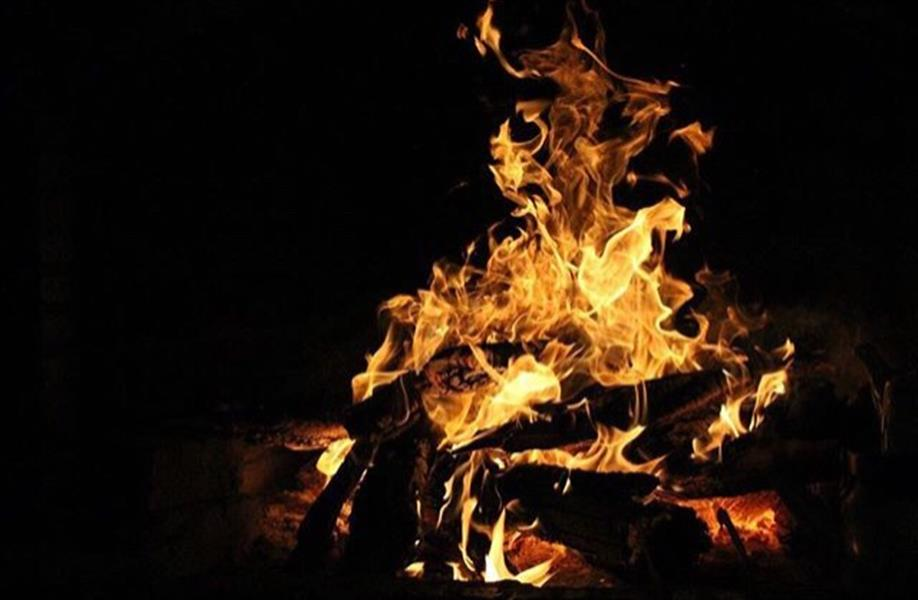هنر عکاسی دود و آتش yeganew