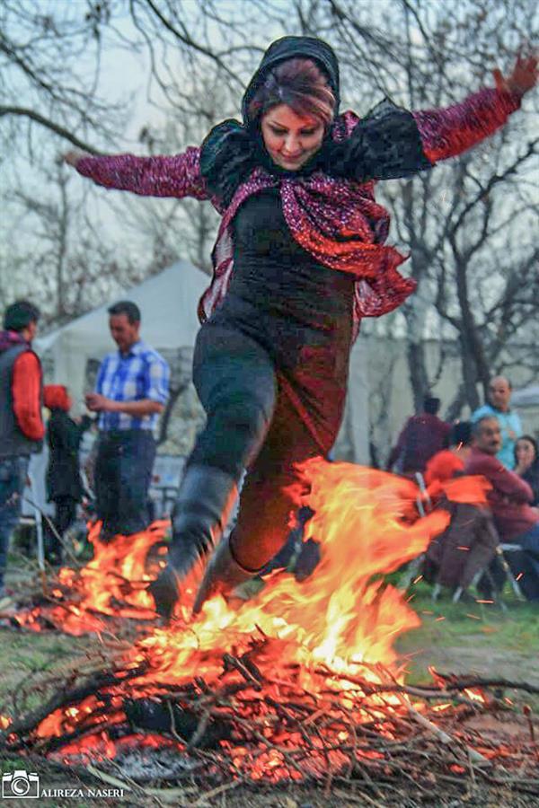 هنر عکاسی دود و آتش علیرضا ناصری