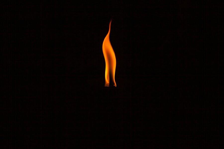 هنر عکاسی دود و آتش Tedi