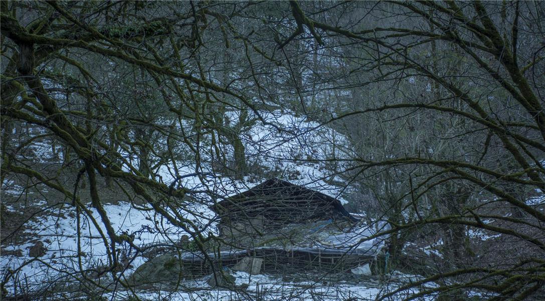 هنر عکاسی برف Milik73 با سلام . نام این اثر که مفهومی هم هست محاصره است