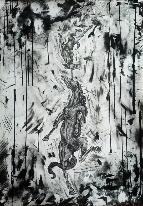 هنر نقاشی و گرافیک نقاشی حیوانات Adib_mkh اثر کاملا ذهنى مى باشد و خلق شده ذهن خالق اثر است,لذا هرگونه کپى بردارى یا استفاده شدیدا مورد پیگرد قرار خواهد گرفت,امیدوارم که بشود به این سایت اعتماد کرد