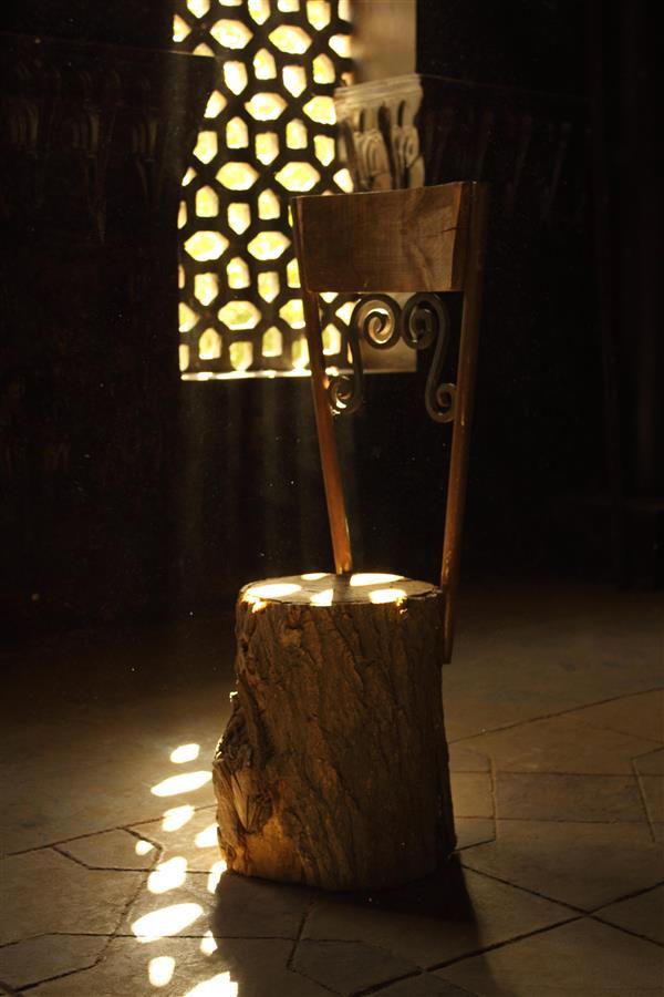 هنر عکاسی محفل عکاسی ساناز ابراهیمی تنهایی