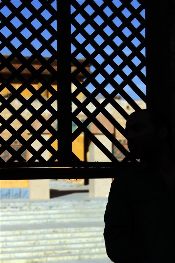 هنر عکاسی محفل عکاسی ساناز ابراهیمی انتظار