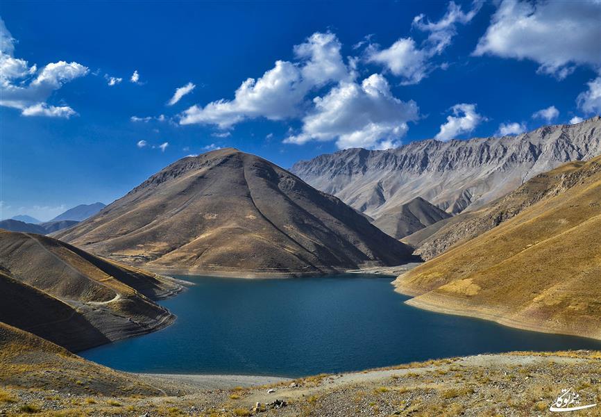 هنر عکاسی محفل عکاسی میثم توکلی #دریاچه_تار #دماوند