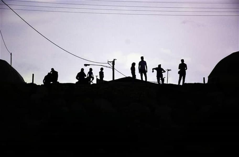 هنر عکاسی محفل عکاسی رویا بهشتی #سیلوئت #بندر_ترکمن