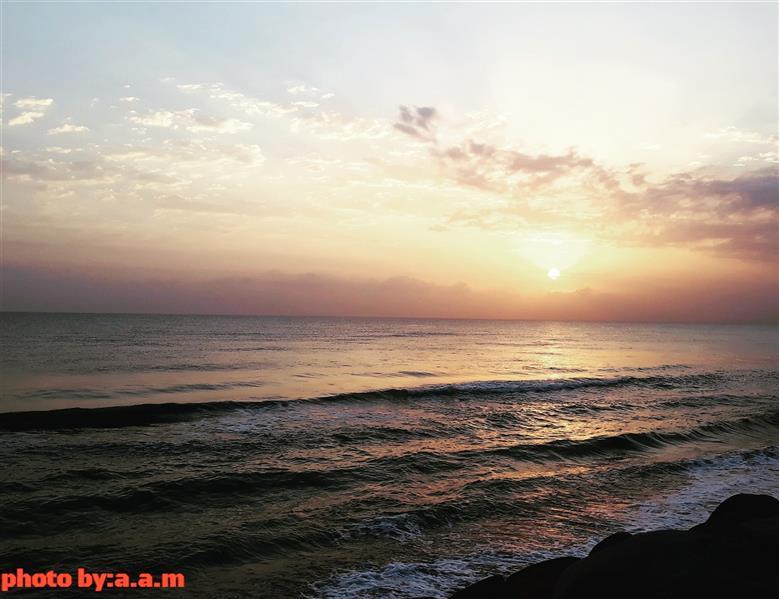 هنر عکاسی محفل عکاسی احمدرضا عسگری مقدم دریای خزر_تنکابن_مازندران