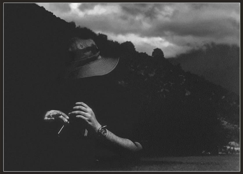 هنر عکاسی محفل عکاسی Shalman Art Gallery میرعلی چاوشی کاغذ عکاسی روی شاسی ۱۳۹۴