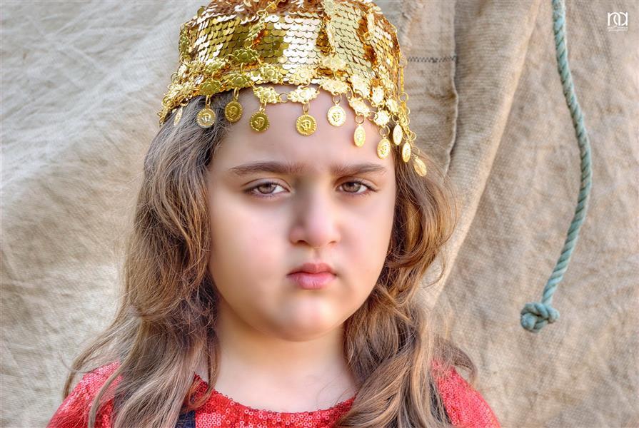 هنر عکاسی محفل عکاسی nader akbarpour(mezgana) دختر لک، الشتر